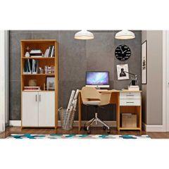 Conjunto-Home-Office-com-Estante-Mirabell-Carvalho-e-Branco--4-