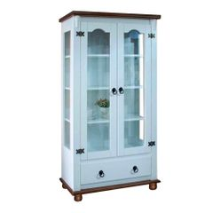 cristaleira-branca-com-prateleiras-vidro-e-gaveta